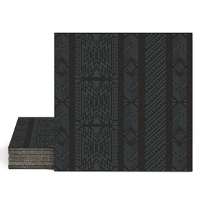 Magma Anive A Pattern Tiles - Anthracite