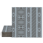 Magma Anive B Pattern Tiles - Cement