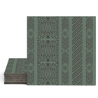 Magma Anive B Pattern Tiles - Olive