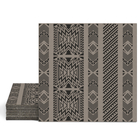 Magma Anive B Pattern Tiles - Taupe
