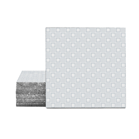 Magma Danida Pattern Tiles - Cement