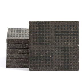 Magma Eleide Pattern Tiles - Anthracite