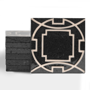 Magma Eleos A Pattern Tiles - Sand