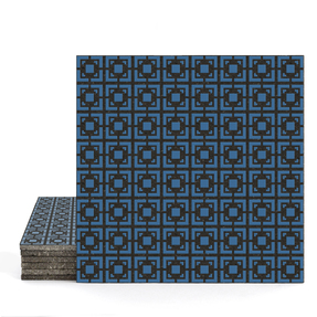 Magma Eneride 400 Pattern Tiles - Denim