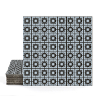 Magma Eneride 400 Pattern Tiles - Cement