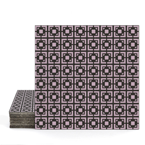 Magma Eneride 400 Pattern Tiles - Lilac