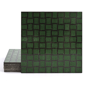 Magma Enisa Pattern Tiles - Grass