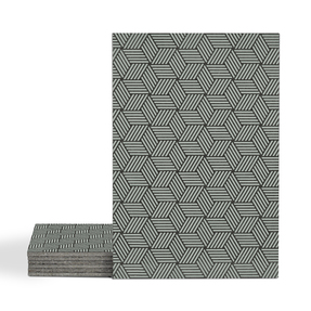 Magma Gea Pattern Tiles - Olive