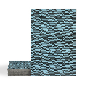 Magma Gea Pattern Tiles - Turquoise