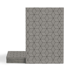 Magma Gea Pattern Tiles - Taupe
