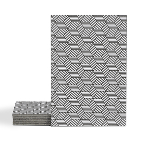 Magma Gea Pattern Tiles - Violet