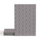 Magma Gea Pattern Tiles - Lilac