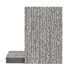 Magma Infine Pattern Tiles - Bianco
