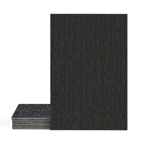 Magma Infine Pattern Tiles - Anthracite