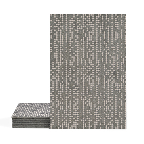 Magma Infine Pattern Tiles - Sand