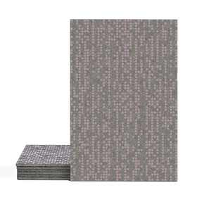 Magma Infine Pattern Tiles - Lilac