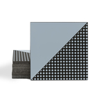 Magma Micronea Pattern Tiles - Cement