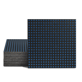 Magma Micros Pattern Tiles - Denim