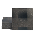 Magma Micros Pattern Tiles - Anthracite