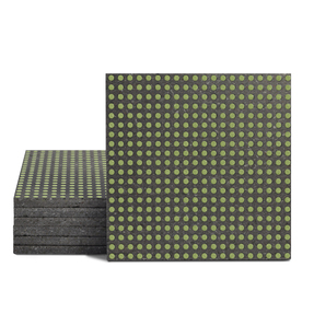 Magma Micros Pattern Tiles - Moss