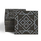 Magma Nadara Pattern Tiles - Cement