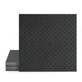 Magma Titil Pattern Tiles - Indigo