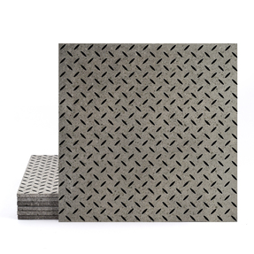Magma Titil Pattern Tiles - Nero