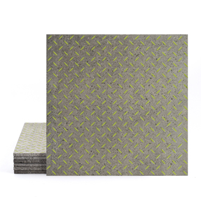 Magma Titil Pattern Tiles - Moss