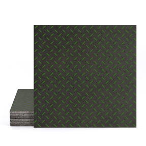 Magma Titil Pattern Tiles - Grass