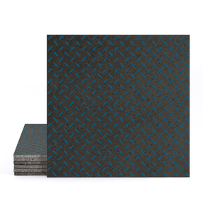 Magma Titil Pattern Tiles - Cobalt