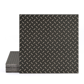 Magma Titil Pattern Tiles - Taupe