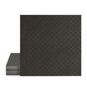 Magma Titil Pattern Tiles - Wenge