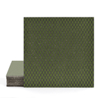 Magma Zinit Pattern Tiles - Olive