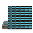 Magma Zinit Pattern Tiles - Turquoise