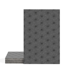 Magma Yannel B Pattern Tiles - Nero