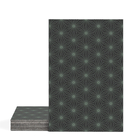 Magma Yannel B Pattern Tiles - Olive