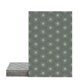 Magma Yannel B Pattern Tiles - Lagoon