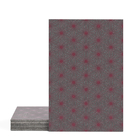 Magma Yannel B Pattern Tiles - Burgundy