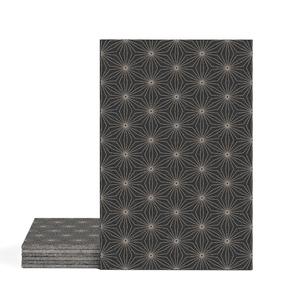 Magma Yannel B Pattern Tiles - Taupe