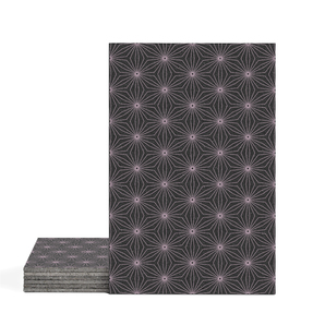 Magma Yannel B Pattern Tiles - Lilac
