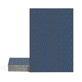 Magma Yannel A Pattern Tiles - Sapphire