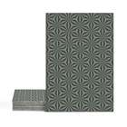 Magma Yannel A Pattern Tiles - Olive