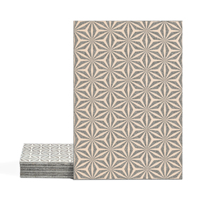 Magma Yannel A Pattern Tiles - Beige