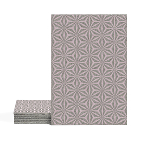 Magma Yannel A Pattern Tiles - Lilac