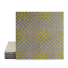 Magma Titil Pattern Tiles - Mustard