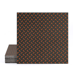 Magma Titil Pattern Tiles - Amber