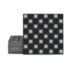 Magma Pania Pattern Tiles - Ice