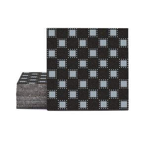 Magma Pania Pattern Tiles - Cement