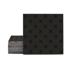 Magma Pania Pattern Tiles - Nero