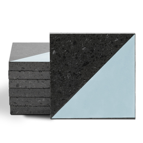 Magma Veles Pattern Tiles - Ice
